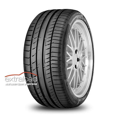 Continental ContiSportContact 5 215/45 R17 91W XL